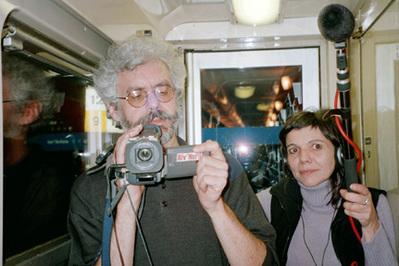 (de droite à gauche) Sylvie Coren & Patrick Laroche